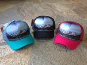 """Rock Creek"" Mesh Ball Cap"