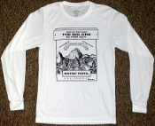 "Mt Whitney ""The Big One In One Day"" Long Sleeve"