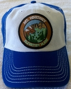 Mt Whitney ball cap