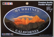 Mt Whitney Flexible Magnet