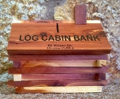 Mt Whitney Log Cabin Bank