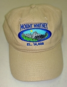 Mt Whitney Cap (Tan)