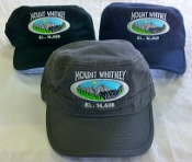 Mt Whitney short brim hat