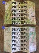 Mt. Whitney Topo Map