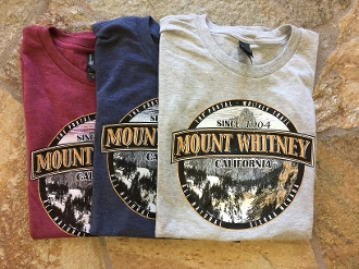 Since 1904 Mount Whitney Short Sleeve