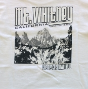 Mt Whitney (Youth T-Shirt)