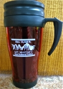 Mt Whitney Travel Mug
