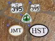 Decals (395 and Trails)